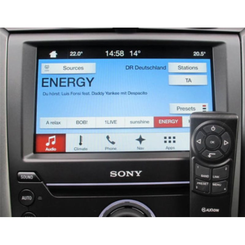 Axion* Digital Radio Upgrade